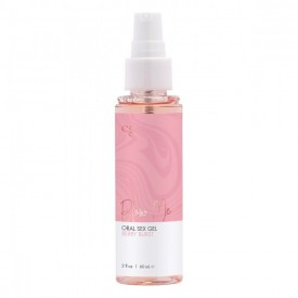 Гель для орального секса Berry Burst с ароматом ягод - 60 мл.