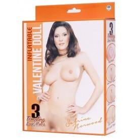 Надувная секс-кукла в чулочках SABRINA NORWOOD